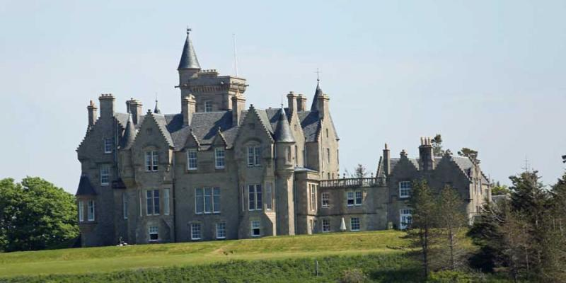 Glengorm Castle and Grounds