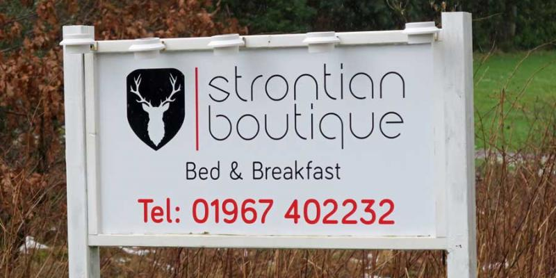 Strontian Boutique