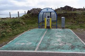 Kilchoan Electric Vehicle Rapid Charger