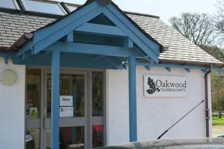 Oakwood Tourism and Crafts in Strontian