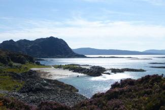 Glenuig and The Secret Beaches of Moidart