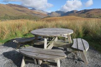 Ardmollich, Glen Moidart and The Silver Walk