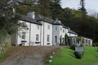 The Strontian Hotel and Bothy Bar