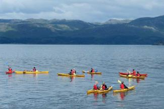 Coast and Loch by Canoe, a Slow Wildlife Adventure